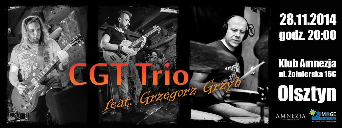 Koncert CGT Trio