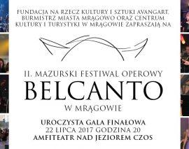 Mazurski Festiwal Operowy BELCANTO