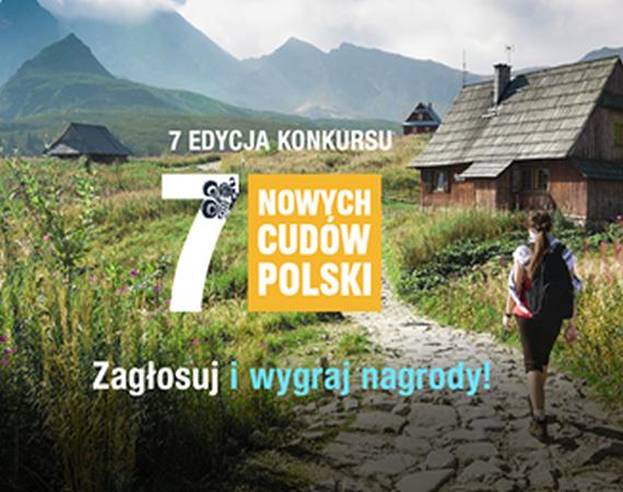 Konkurs – 7 Cudów Polski